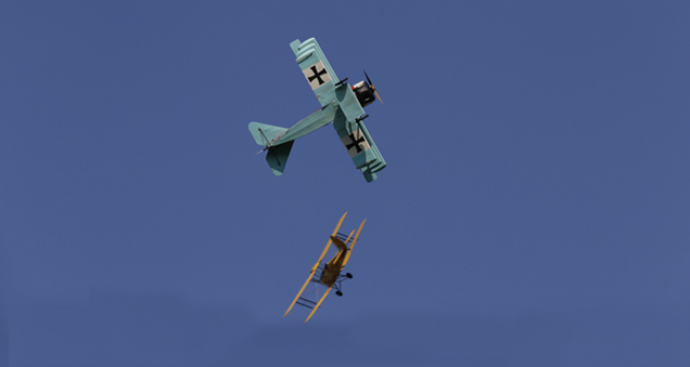 Centenario della Grande Guerra -  Nervesa settembre 2018